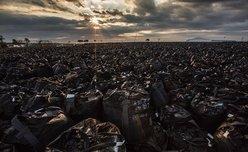 写真家・中筋純が撮り続ける「原発事故」の真実! 時間が止まった街が廃墟化する過程…現在の福島は日本の未来の姿だ!