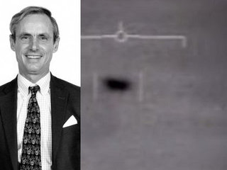 """【衝撃】""""UFOとペンタゴン""""について元クリントン&ブッシュ補佐官がガチ暴露「 国防省は12のUFOを把握」"""