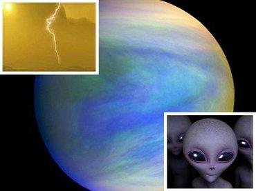 【ガチ】「金星の雲に生命が存在する可能性」NASA研究者発表! 謎の黒いスポットに居住…やはり雲の中には何かいる!