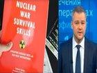 【悲報】ロシア国営テレビ「ハルマゲドンに備えよ」とガチ警告! 米との核戦争を示唆、シェルターに食料とガスマスクを用意せよと指南!