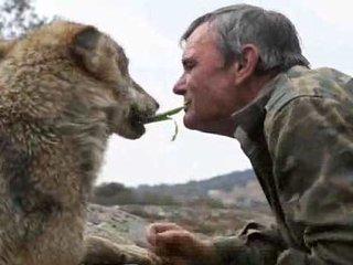 7歳から12年間もオオカミに育てられた男、人間界に戻ったことを後悔! 「動物の方が優しい…」ウルフマンのボヤキが胸に刺さる