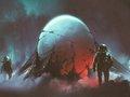 """【胸アツ】地球生命を宇宙全体にバラ撒く「ノアの卵舟」をノーベル賞候補が提言! """"逆パンスペルミア""""計画の具体例ついに登場!"""