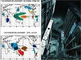 """【緊急警告】夏の終わりまでに南海トラフ巨大地震発生か!? 「ラニーニャ現象」と「黒潮の大蛇行」終息は大地震の""""合図""""!"""