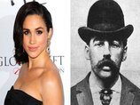 【超タブー】ヘンリー王子の婚約者メーガン・マークルは「切り裂きジャック」の子孫だった!? 従兄弟が暴露、英紙が報道!