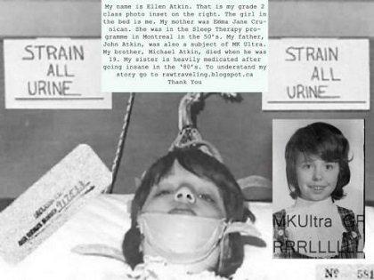 【ガチ】CIA洗脳実験「MKウルトラ」被害者40人がカナダ政府を集団訴訟へ! 通電、LSD大量投与…激ヤバ人体実験の全貌!