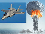 【緊急警告】遂に中東で核戦争が始まる!? イスラエルが第5世代戦闘機(F35)を世界初の実戦投入、背後にイルミナティ皇太子!