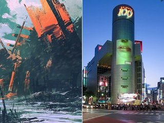 【警告】震度6で渋谷109が倒壊、死者多数は確定! 都が発表した「首都直下地震で一番ヤバい地域・建物」が絶望的