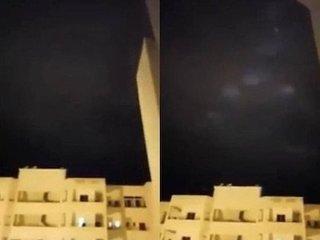 【衝撃動画】モロッコ上空にUFOがうじゃじゃ出現!! 虫のようにうごめいた後、高速移動…住民も驚愕!