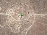 """グーグルマップに映り込んだ""""謎のシンボル""""5選! 砂漠に浮かび上がる巨大な""""Z""""、エリア52のミステリーサークル…!"""