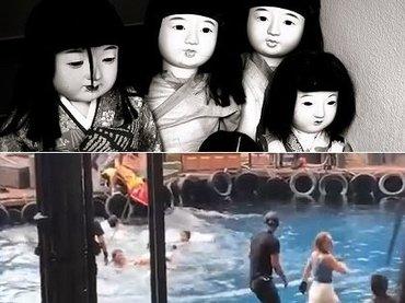 USJのアトラクションで相次ぐトラブルは「人形の呪い」だった!? 抗議を無視し、ガチの供養人形を使ってお化け屋敷を作った結果…