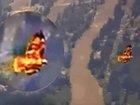 """米イエローストーンで真っ赤に燃える""""火の鳥""""が激撮される! 迫る大噴火のガチ前兆か、幸運を呼ぶフェニックスか!?"""