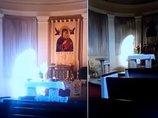 【衝撃】信じられないほど鮮明な天使が教会に降臨! ガチ神秘現象に牧師動揺、大手ニュースも報じる異常事態=米