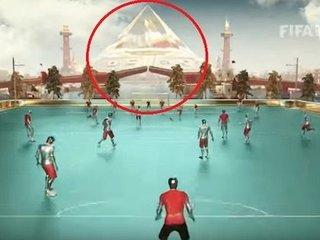【警告】ロシアW杯がイルミナティに支配されている決定的証拠6選! 公式映像に悪魔崇拝のシンボル多数、全ては優劣競争の見世物か!?