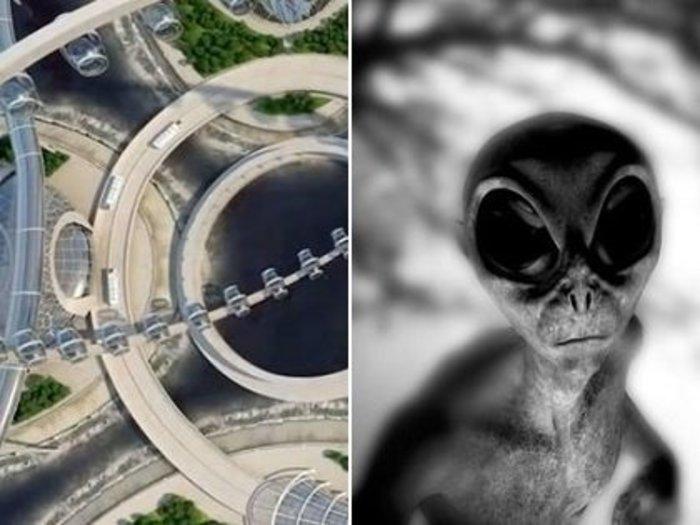 西暦4000年に行った人類初のタイムトラベラー(元KGB)が衝撃暴露! エイリアンが地球を改造、「ネブラの目」で確認!