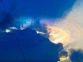 【衝撃動画】日暈に擬態した「黄金虹色の巨大UFO」が神々しすぎる! 泣けるほど美しい姿を見よ!