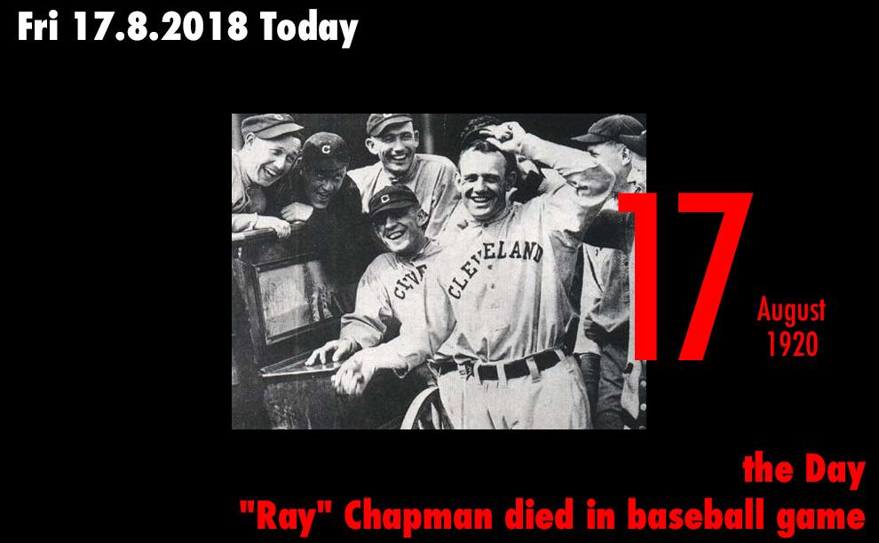 レイ・チャップマン死亡事故
