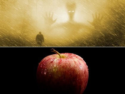 """【終末予言】日本中が騒然「リンゴ送れ、C」事件とは!? 産経が報道、""""地球滅亡""""を信じたJKが乱交も… UFO史上最大の黒歴史!"""