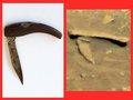 【衝撃画像】火星に「使用未遂のポケットナイフ」が落ちていた! 専門家「巨大宇宙人の所持品に違いない」