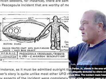 UFOアブダクションから45年、被害男性が遂に沈黙を破る! 3体の宇宙人が2人を誘拐「パスカグーラ事件」が信憑性高すぎる!