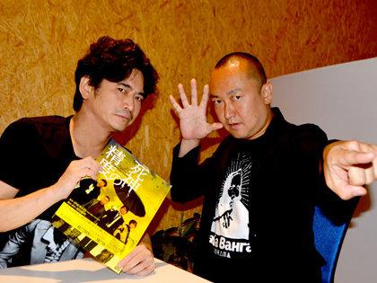「運はずっとは続かない、だから…」プロ麻雀士で俳優の萩原聖人! サイキック芸人キック対談でみせた知られざる素顔とは?