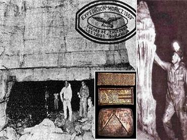 巨人が建設した「ゴールデン図書館」が南米の洞窟に存在!大量の黄金と謎の彫像…人類誕生の秘密も!?=エクアドル
