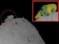 【はやぶさ2】小惑星「リュウグウ」の表面に巨大エイリアンが出現!? 決定的画像を発見、研究者「直径900メートルの宇宙人だ」