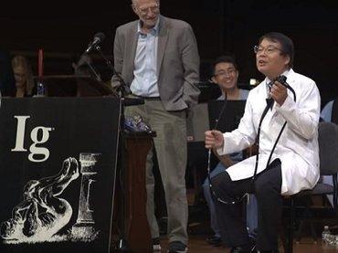 「イグ・ノーベル賞」で最高にブッ飛んだ研究7選! 不食人間、UFO研究、予言者も受賞… 日本人が12年連続受賞の理由も!