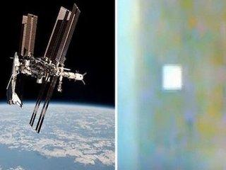 【ガチ】絶対に「見せてはいけないUFO」が映り込んだ! NASAがISSライブ中継に本気モザイク、憶測飛び交う