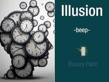 存在しないはずのものが見える「ポストディクション錯視」が激ヤバ! 脳のタイムトラベル作用が発動!