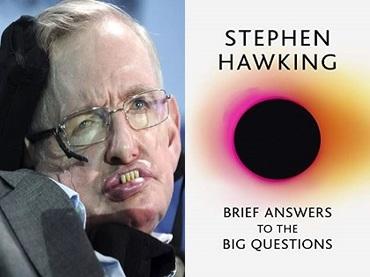 """ホーキング博士が死の直前まで書いた""""全人類必読""""の最終回答とは?  神・宇宙人・DNA…人類史上最悪の過ちも警告!"""