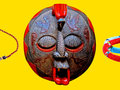 【世界の魔除け】ホルスの目、木彫りのマスク…アフリカの魔除け5つが興味深い!