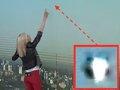 アルゼンチンでTV生放送中にUFOが出現・接近、大騒ぎに! キャスター大興奮で解説忘れ「気象学的にあり得ない」「今のはUFOだ」!