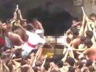 """【閲覧注意】集団で生贄を""""八つ裂き""""にするヒンドゥー教の祭「ダサイン」がヤバい! 臓物ドボドボに狂喜乱舞… 圧倒的パワーの是非"""