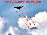 OMG!!! 謎の黒い「翼竜型UFO」激写で元軍人たちガチ困惑! 雲にUFOの影もクッキリ… 超高速で音も振動もゼロ!