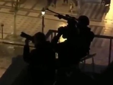 【閲覧注意】パリ暴動デモに「狙撃兵」がガチ出動、映像で発覚! 狙われた人が倒れ…報じられない「黄色いベスト運動」の実態!