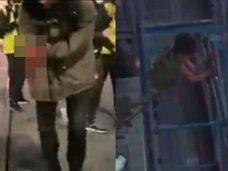 仏デモ「黄色いベスト運動」で手榴弾爆発&屋外SEX