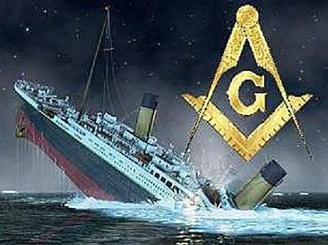 【新説】タイタニック号沈没の背後にフリーメイソンの暗躍か!? 関係者にメイソン会員がズラリ…すべては仕組まれた事故だった!?