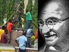 【緊急】ガンジーの強烈すぎる「人種差別発言」発覚でアフリカの大学が銅像を次々撤去!「黒人は未開人で…裸で…」