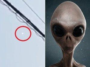 特大スクープ! UFOが神奈川県上空に出現! 厚木基地に向かって異常飛行…専門家「電飾凧ではない!宇宙人のUFOオーブだ!」