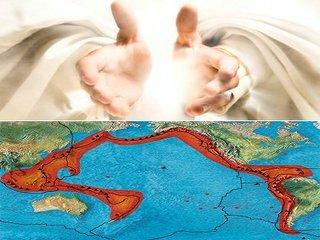 【終末】地震・噴火の元凶「リング・オブ・ファイアの活性化」が聖書に書かれていた! ユダヤ教指導者が続々警告!