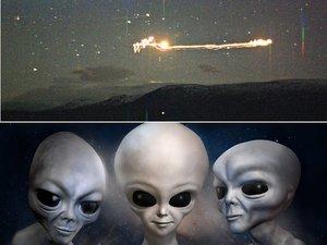 政府や科学者が撮影・分析した「ガチで本物のUFO」映像2つ! 3体の宇宙人の影、週に20出現、飛行時速3,000km…!