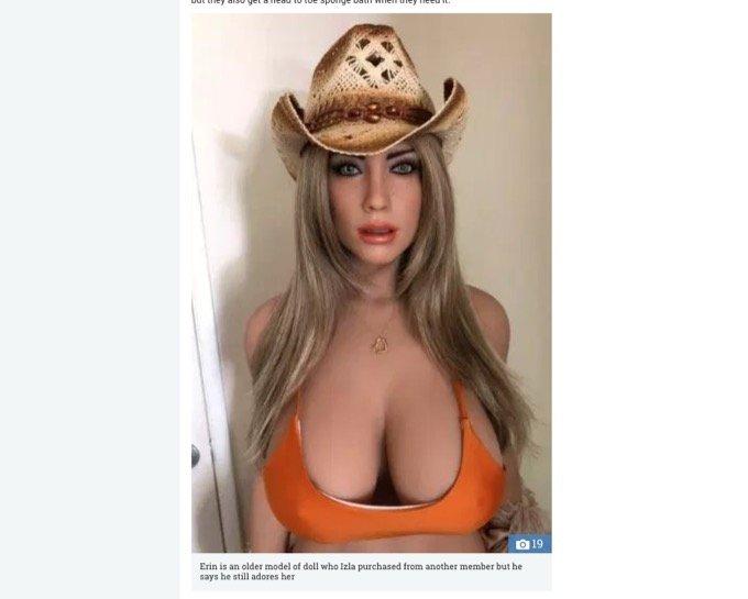 「セックスドールは本物の女性よりずっといい」ユーザー男性3人が激ヤバセックスライフを赤裸々告白! 内容に衝撃…の画像2