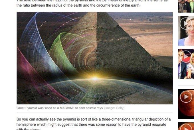 「ピラミッドは古代宇宙人の墓、星の光を集めて常温核融合炉としても機能」KGB極秘文書で確定していた! 調査参加の科学者もガチ証言の画像1