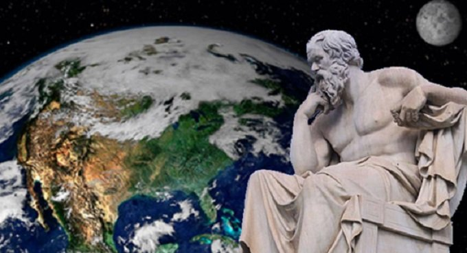ソクラテスは空を飛んで宇宙まで行っていたことが新発覚! プラトンの哲学書「パイドン」にハッキリ記述!の画像1