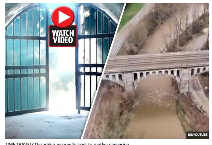 幽霊や異次元ポータルが出現しまくる最恐心霊スポット「エイボンの幽霊橋」! 橋の中に埋められた労働者たちの死体が…の画像1