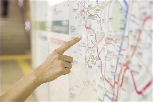 迷って当然?東京の複雑すぎる交通網は脳の限界(8ビット)を超えていた!の画像1