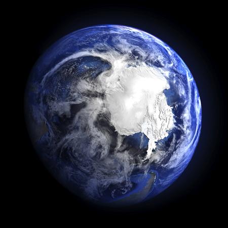 【地球が丸ごと凍り付く?】大雪は破滅への序章? スノーボールアースで人類滅亡か?の画像1