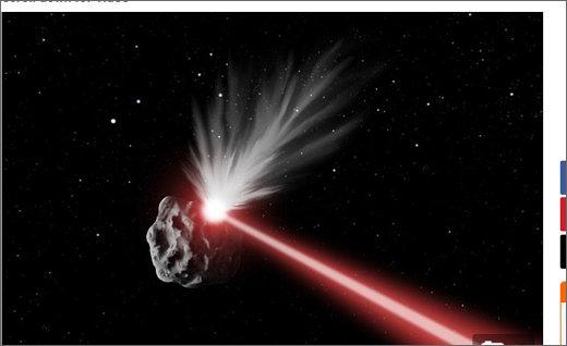 ロシアの核ミサイル(広島原爆66発分)VS 米国最新レーザーシステム! 小惑星の地球衝突回避策として有効なのはどっちだ?の画像1