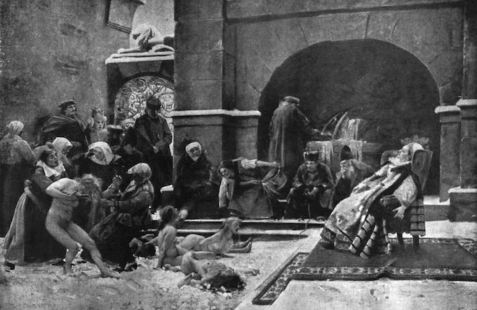 【閲覧注意】650人の美女を全裸拷問・殺害! 血の伯爵夫人バートリ・エルジェーベト鉄の処女、今明かされる真実!の画像3