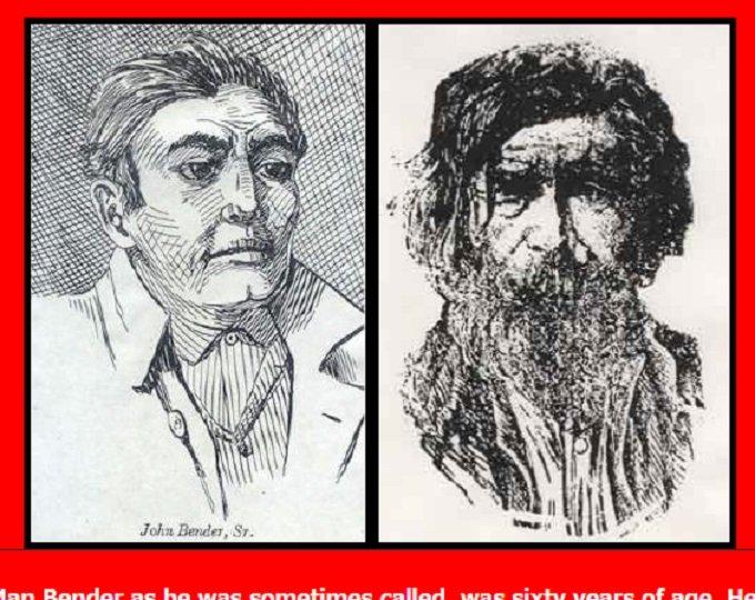 【閲覧注意】大草原の殺人家族「ベンダー家」! 殺人宿を経営し20人以上惨殺、ナイフで首裂き、血みどろ地下室へ…!の画像1
